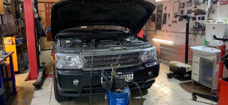техобслуживание автомобиля в Купчино